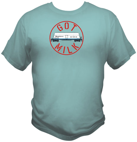 Borden Milk Car Logo Shirt