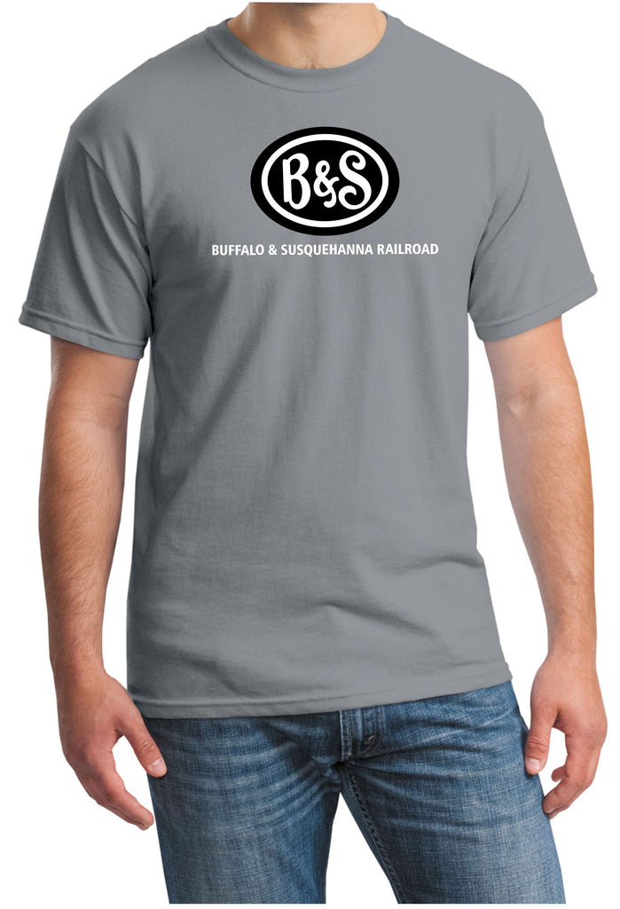 Buffalo & Susquehanna Railroad Logo Shirt