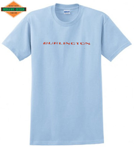 Burlington E5 Shirt