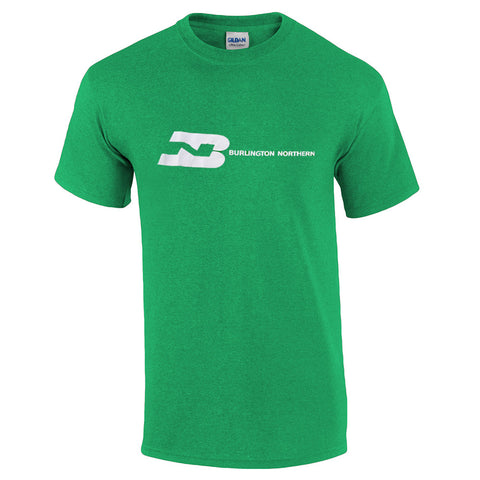 Burlington Northern Railroad Shirt