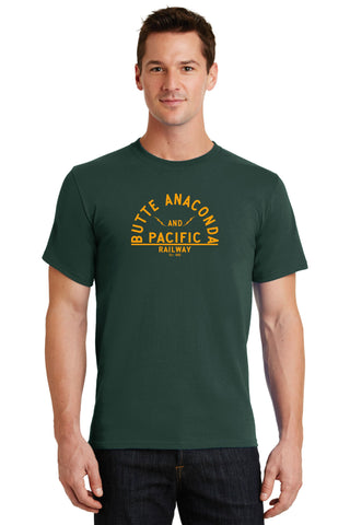 Butte, Anaconda and Pacific Railway Logo Shirt