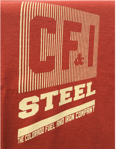 CF&I Steel Shirt