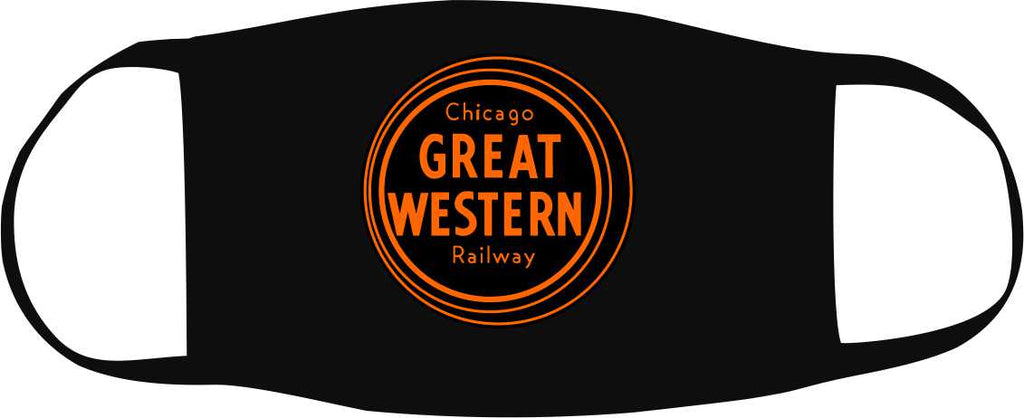 Chicago Great Western Mask