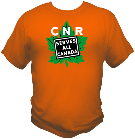Canadian National Leaf Shirt