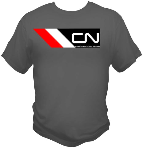 Canadian National Engine Logo Shirt