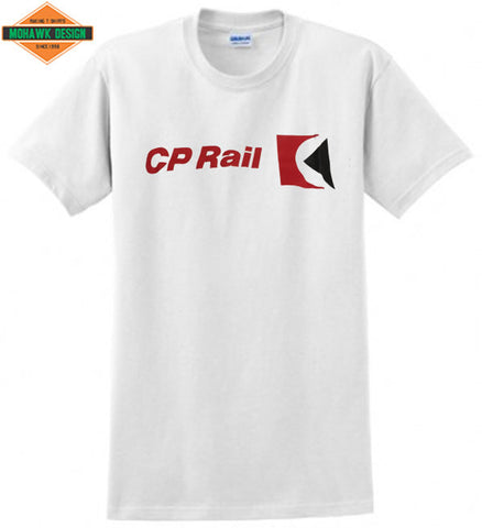 Canadian Pacific Railway (PacMan Logo) Shirt