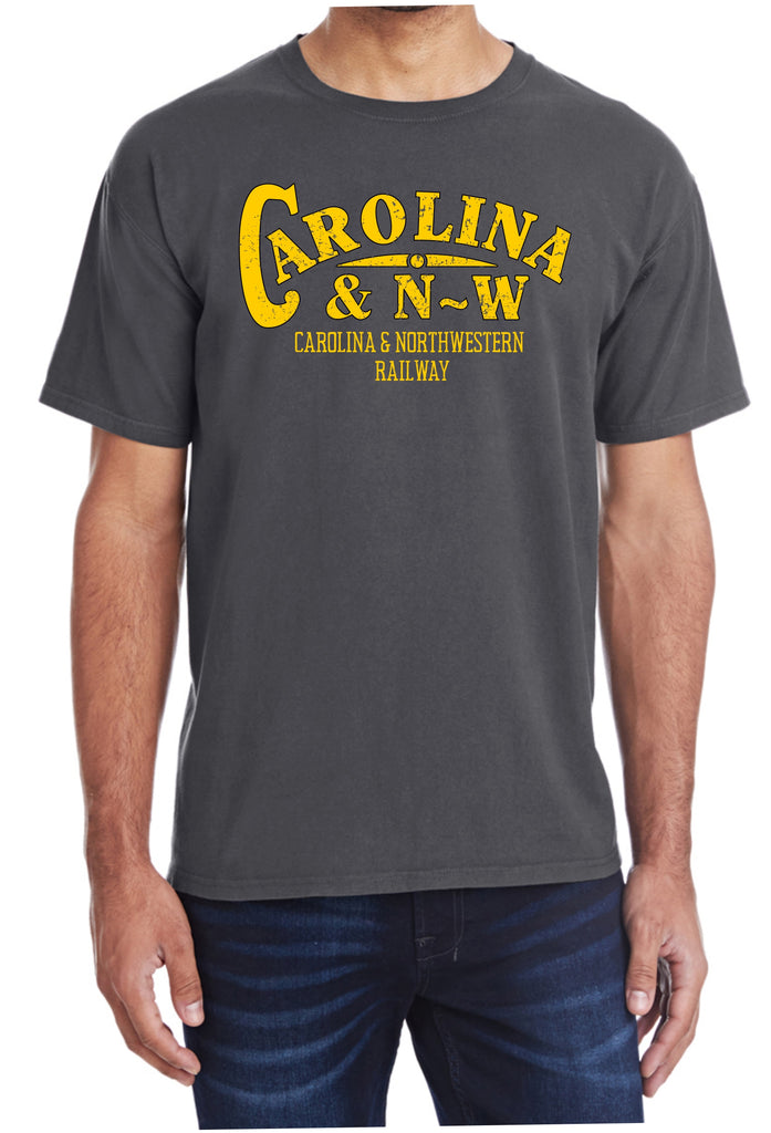 Carolina and Northwestern Railway Faded Logo Shirt