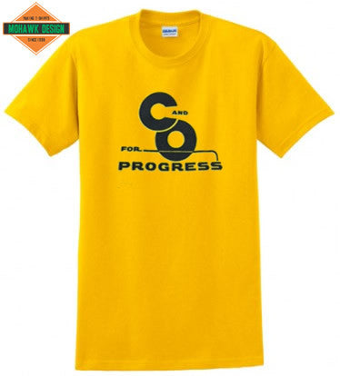 C & O - For Progress Shirt