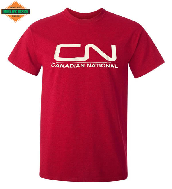Canadian National - CN Shirt