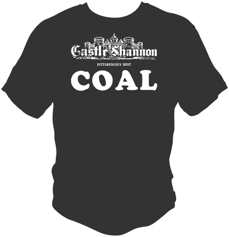 Castle Shannon Coal Logo Shirt