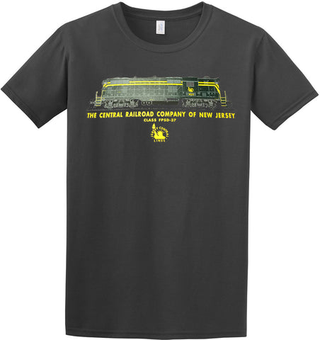 Central Railroad FPSD-37 Shirt