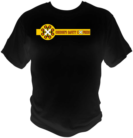 Chessie Safety Express Logo Shirt