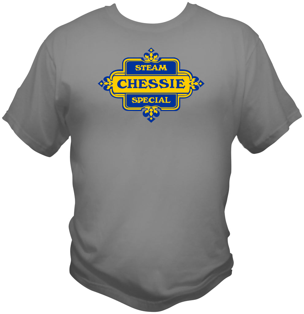 "Chessie ""Steam Special"" Logo Shirt"