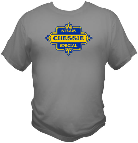 Chessie Steam Special Logo Shirt