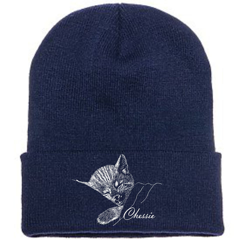 Chessie Logo Embroidered Toboggan