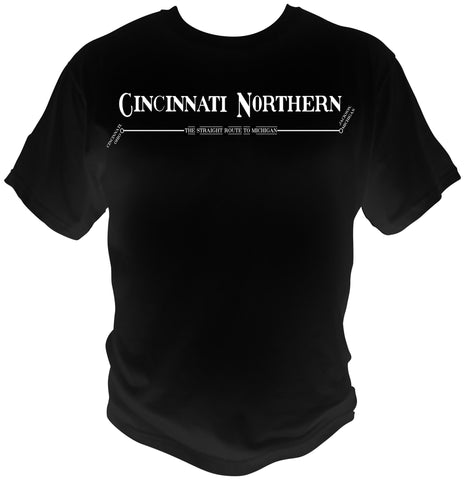 Cincinnati Northern Railroad Shirt