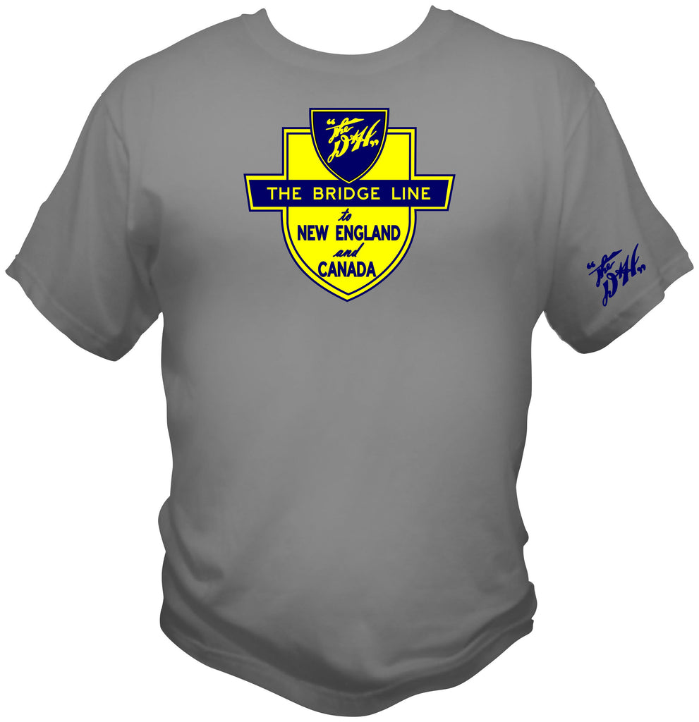"Delaware & Hudson ""Shield Logo"" Shirt"