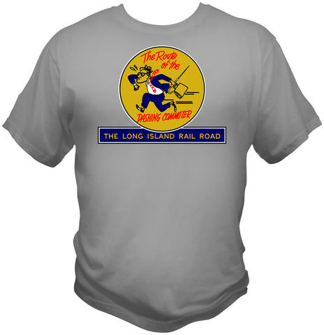 "Long Island Rail Road ""Dashing Dan"" Shirt"