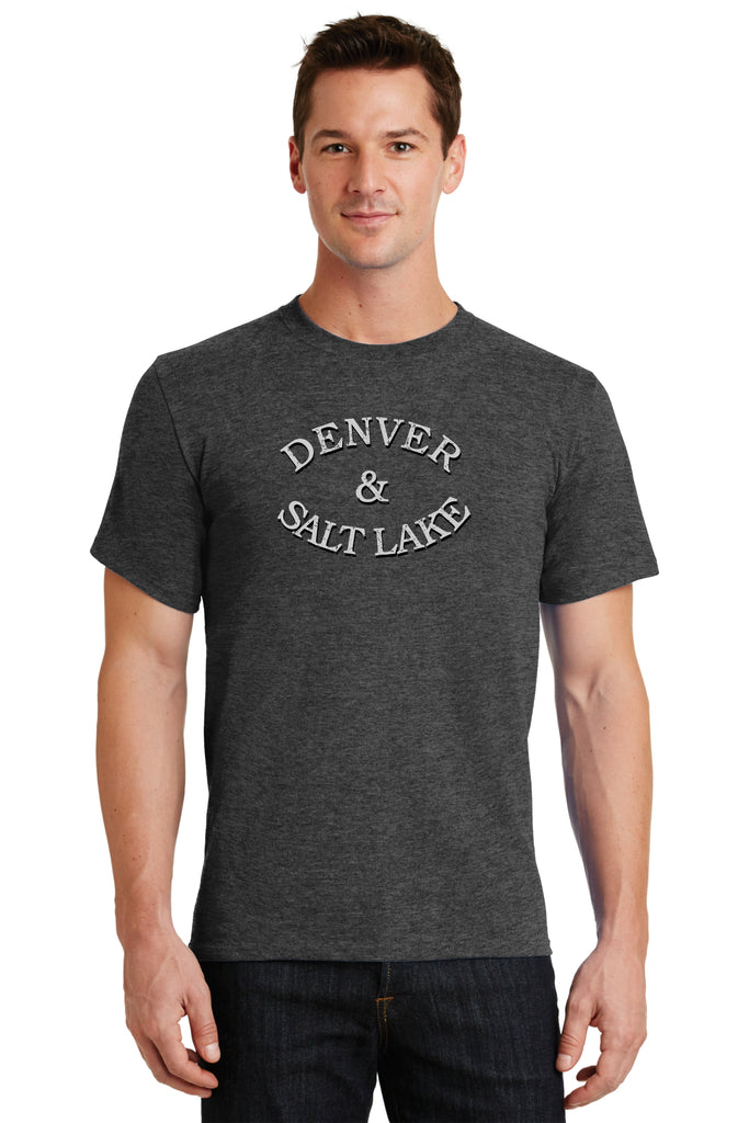 Denver and Salt Lake Railway Logo Shirt