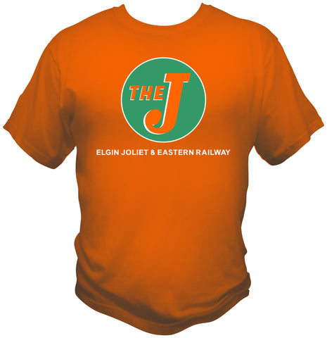 Elgin, Joliet and Eastern Railway (EJ&E) Shirt
