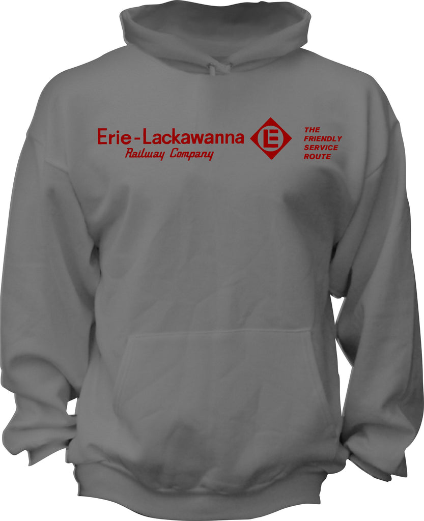 Erie Lackawanna Railway Co. Hoodie