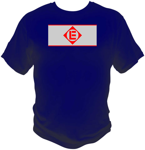 Erie Lackawanna U34CH Logo Shirt