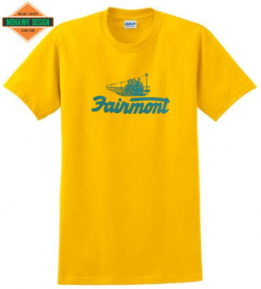 Fairmont Railway Motors Shirt