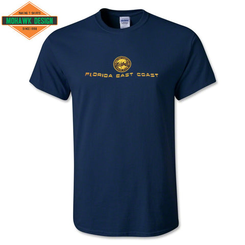 Florida East Coast Railway - Seal Shirt