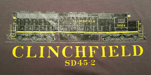 Clinchfield SD45-2 Shirt