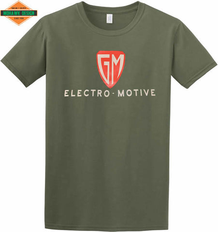 GM Electro-Motive Shirt
