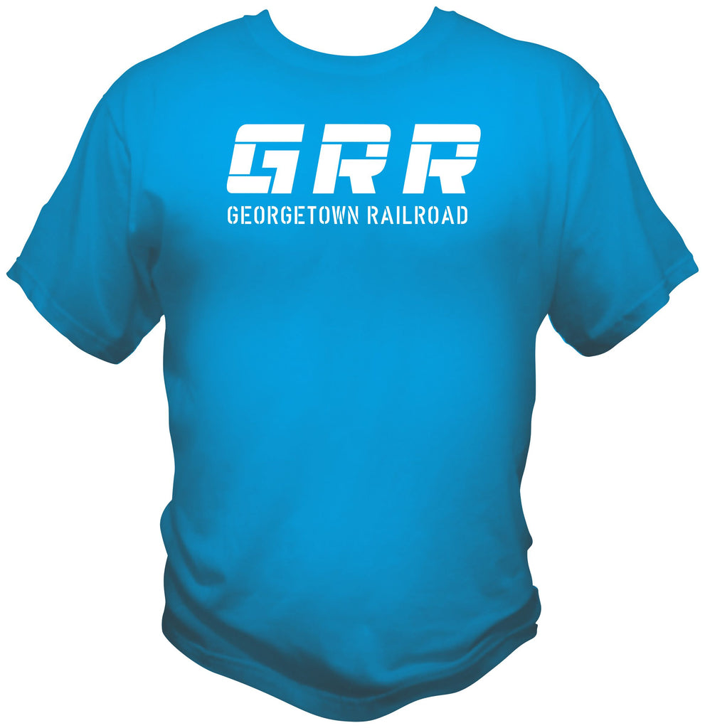 Georgetown Railroad Logo Shirt