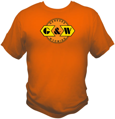 Genesee & Wyoming Inc. Logo Shirt