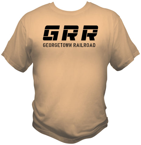 Georgetown Railroad Ortner Hopper Car Logo Shirt