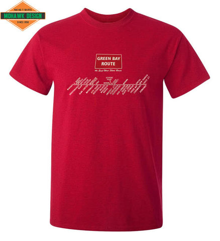 Green Bay Route Shirt