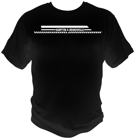 Hampton and Branchville Railroad Logo Shirt