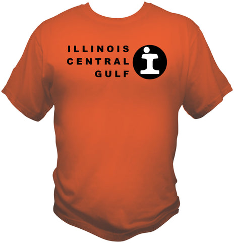 Illinois Central Gulf Shirt