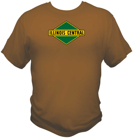 Illinois Central Diamond Logo Shirt