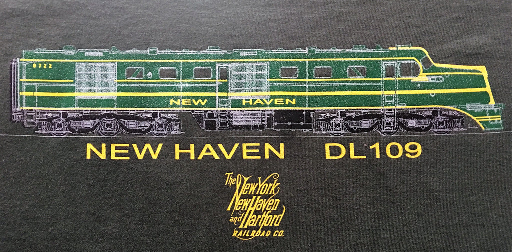 New Haven DL109 Shirt