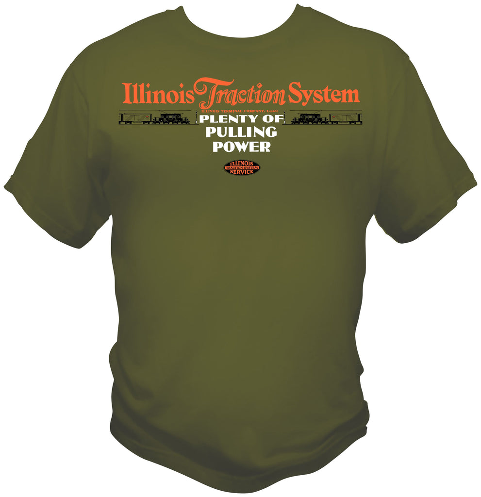 Illinois Terminal Traction System Shirt
