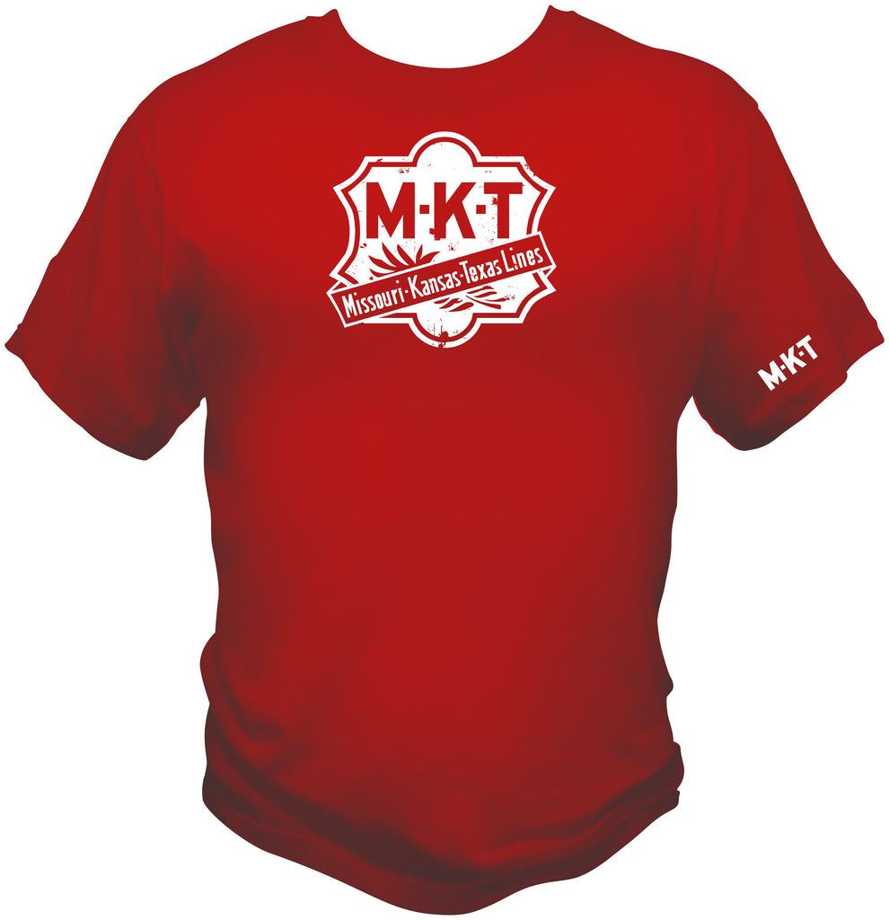 Missouri Kansas Texas (MKT) Faded Glory Shirt