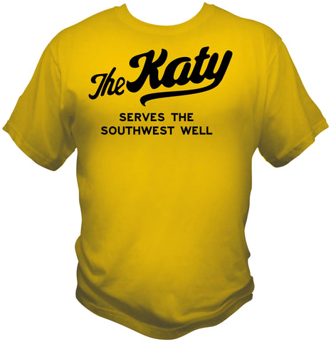 KATY (Missouri–Kansas–Texas Railroad) Shirt