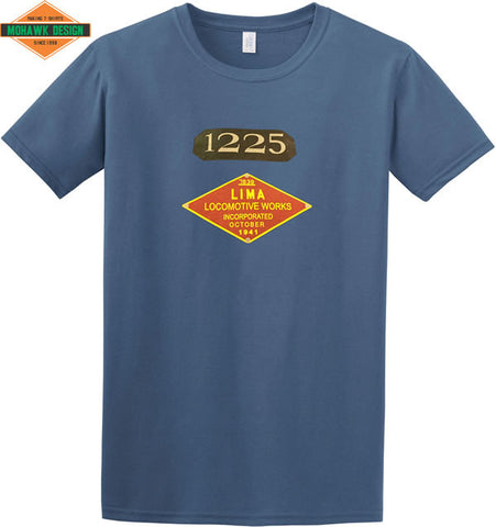 LIMA Locomotive Works 1225 Shirt