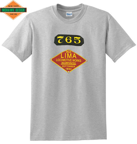LIMA Locomotive Works 765 Shirt