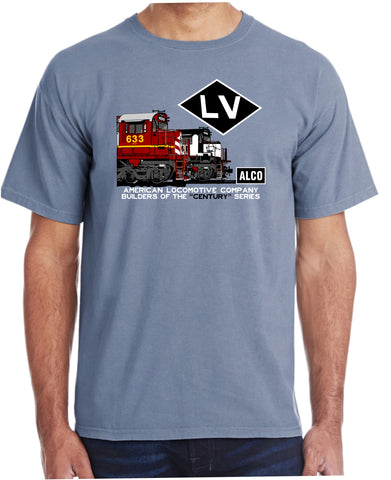 "Lehigh Valley Alco ""Century Series"" Logo Shirt"