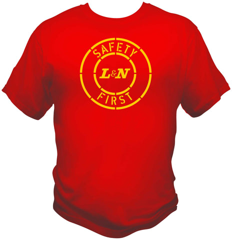 L&N Safety Logo Shirt