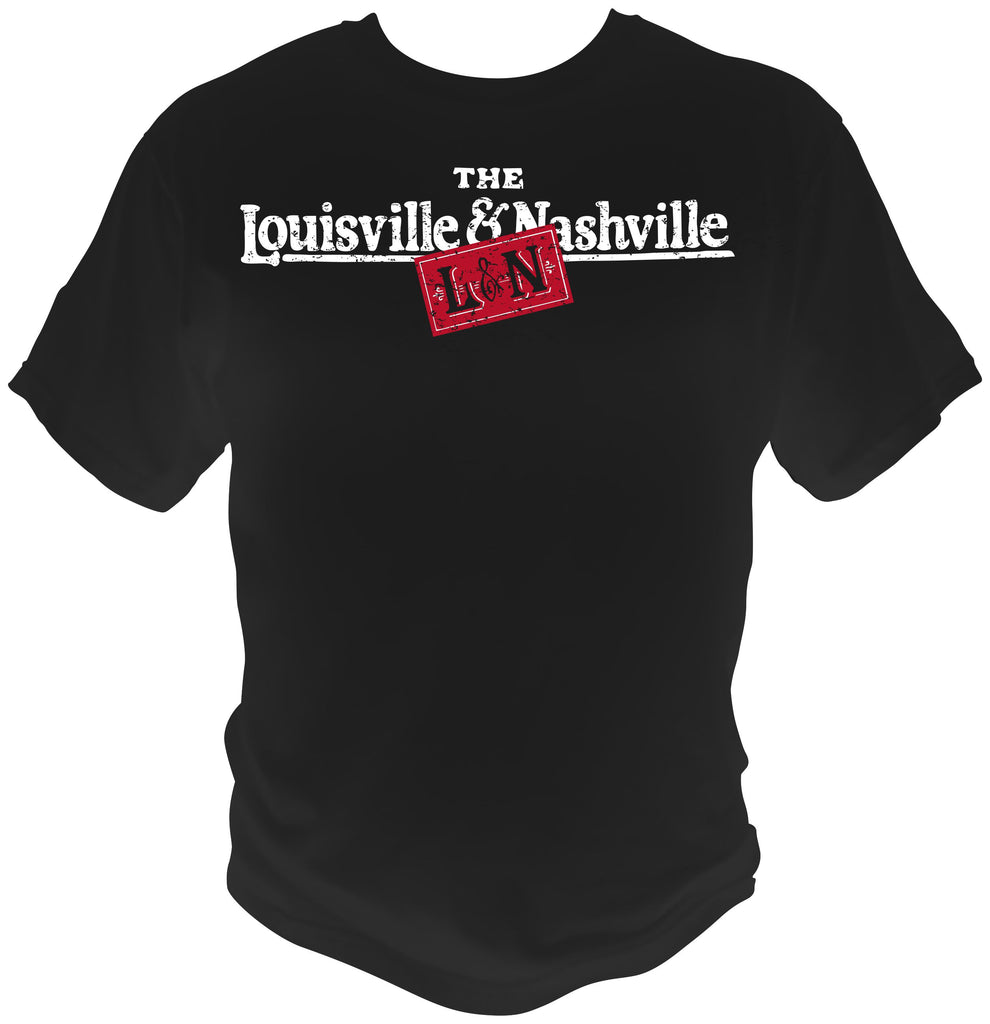 Louisville and Nashville (L&N) Railroad Faded Glory Shirt