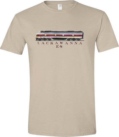 Lackawanna E-8 Shirt