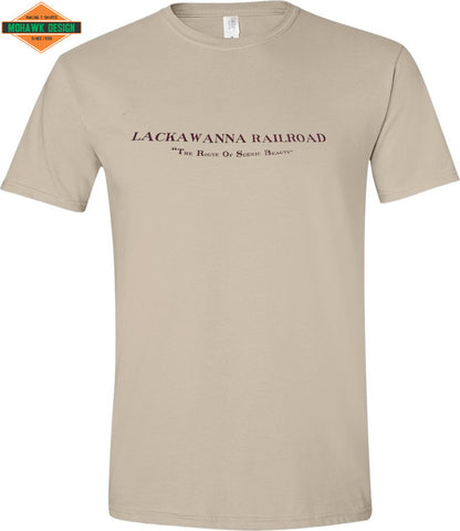 Lackawanna Railroad F3 Shirt