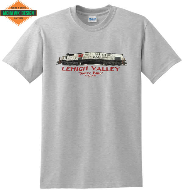 "Lehigh Valley ""Snow Bird"" Shirt"