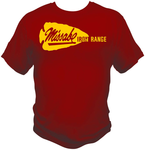 Duluth, Missabe and Iron Range Shirt